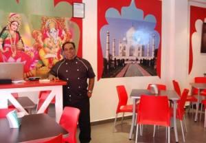 indian restaurant in panama